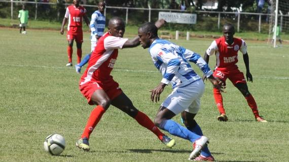 Leopards shoot down Ulinzi to pile pressure on leaders