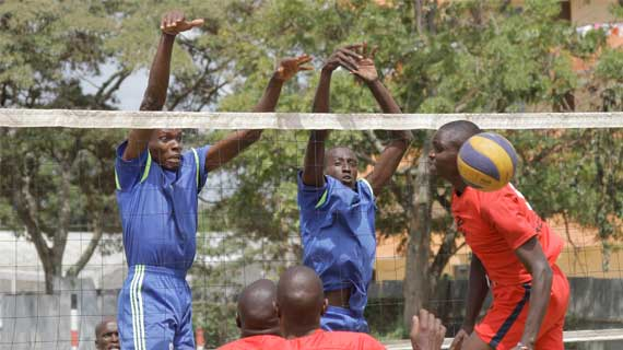 Prisons , GSU clinch Nanyuki volleyball titles