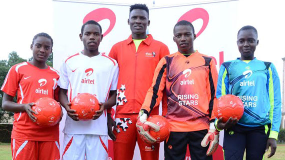 Airtel Rising Stars 5th edition launched