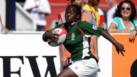 Kenya ladies' Rugby captain succumbs to injury