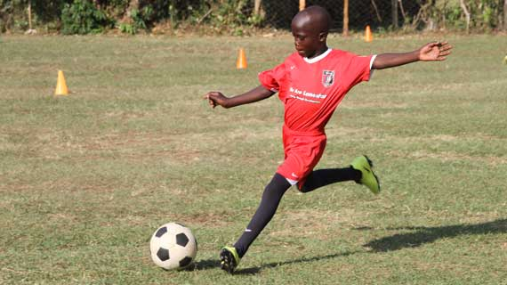 Michezo Afrika Academy hosts its first U-11 Tournament