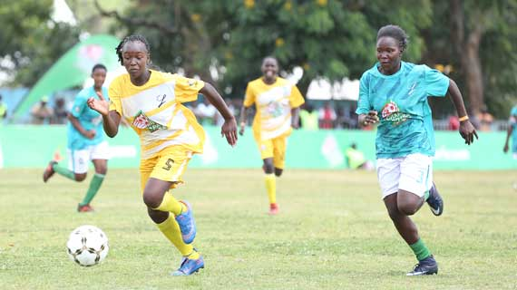 Acakoro, Beijing face off in Chapa Dimba Nairobi final