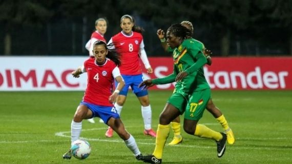 Cameroon's Indomitable Lionesses miss out on Olympic slot