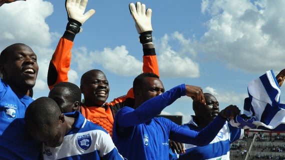 AFC Leopards to unveil new signings next week