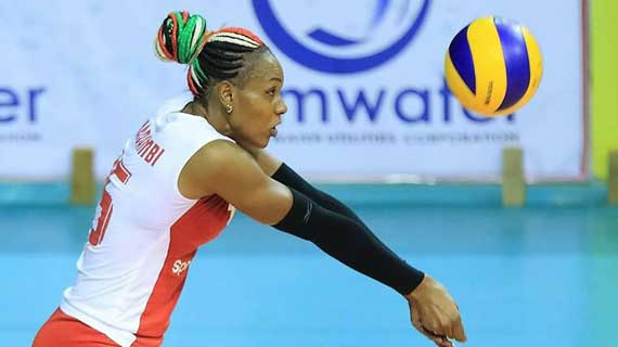 Kenya to play Egypt in Africa Semi final
