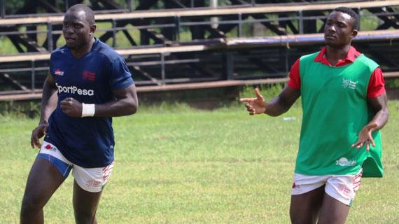 Humwa  earns debut call up as Kenya 7's heads to Dubai