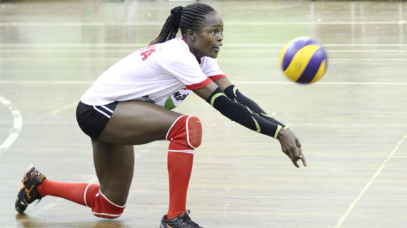 Teams battle for glory as Volleyball playoffs begin in Mombasa
