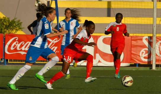 No room for Akida in Starlets squad for South Sudan qualifier