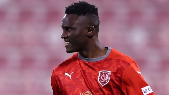 Olunga included in Al Duhail's Champions League squad