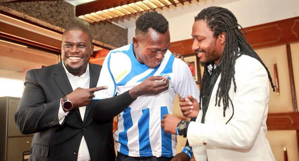 Ingwe signs top-rated Nigerian Striker