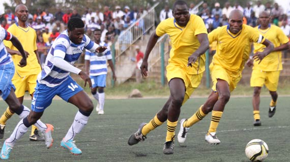 FKF Cup takes center stage this weekend