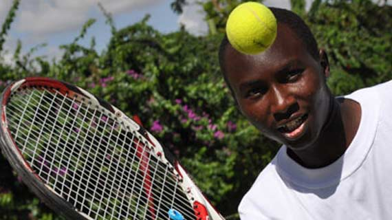 Tennis Kenya looking up to safe return to action