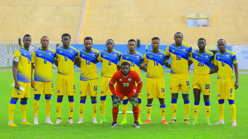 Rwanda still in AFCON contention after beating Mozambique at home