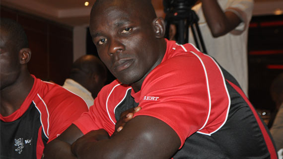 Amonde back  as Kenya 7's squad heads to Sydney