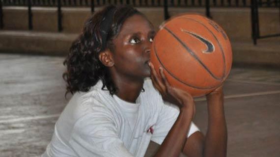 Kenya basketball team off to Maputo