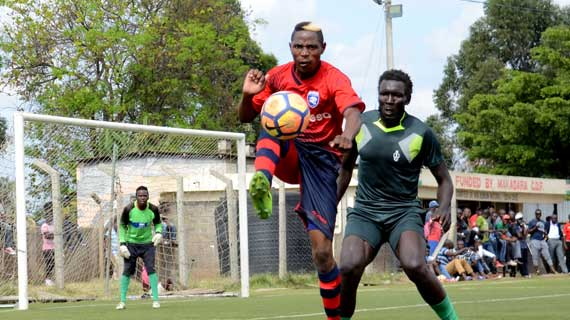 AFC set to sign Rwandese keeper, Zimbabwean forward