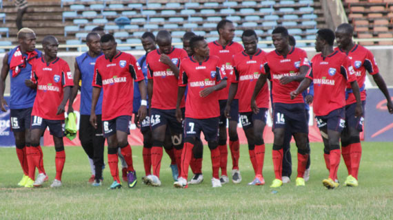 Leopards pitch tent in Mumias ahead of crunch derby clash