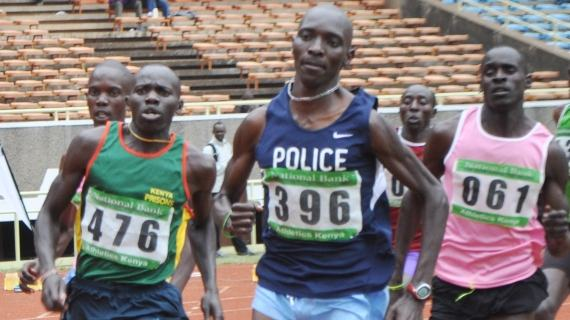Kiprop denies doping after positive test report