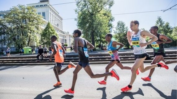 Marathon battle of the teams launched in Prague