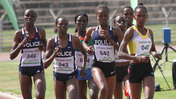 Botswana's Nijel beats Kitum as Kenya finishes 2nd overall