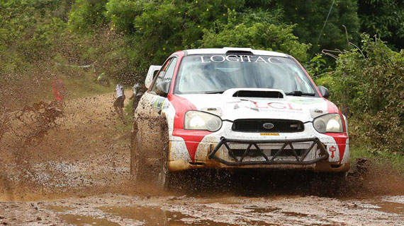Chager wins Kisumu Rally as Tapio stumbles in Chemelil mud