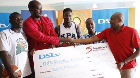 Big Boost as Kenya basketball lands 12 Million