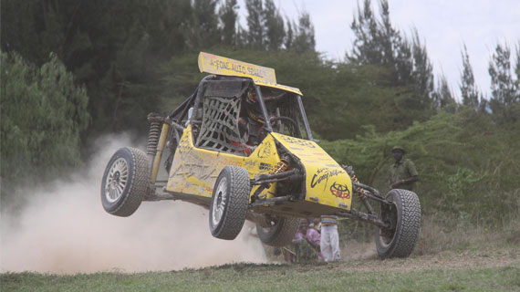 Ryan, Syanna, Azar shine as second generation drivers rule in Nanyuki Autocross