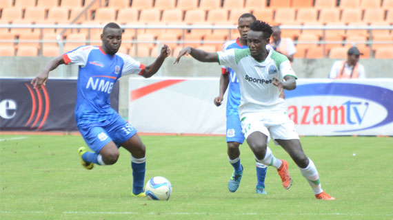 Azam halt Gor Mahia's CECAFA  trophy  hopes