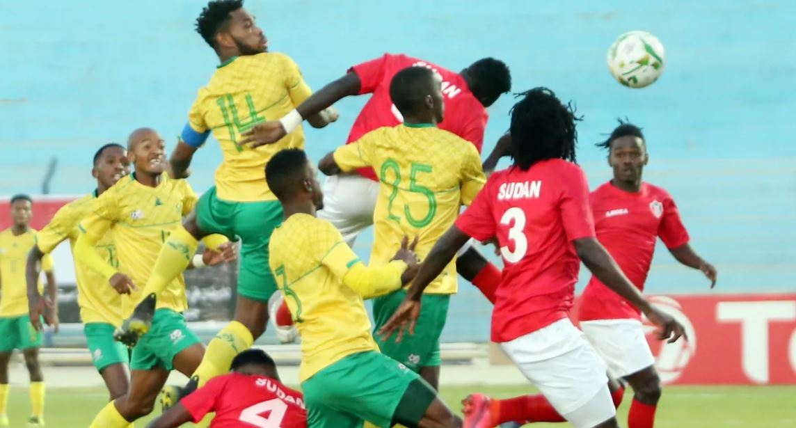 Sudan secure first AFCON qualification since 2012
