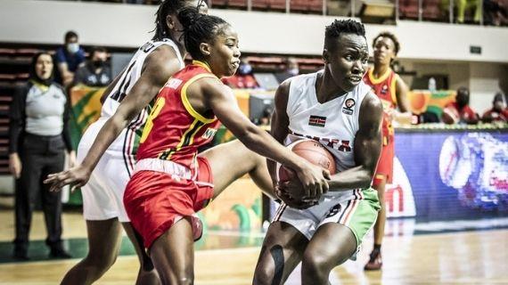 Defeat to Mozambique ends Lionesses AfroBasket campaign