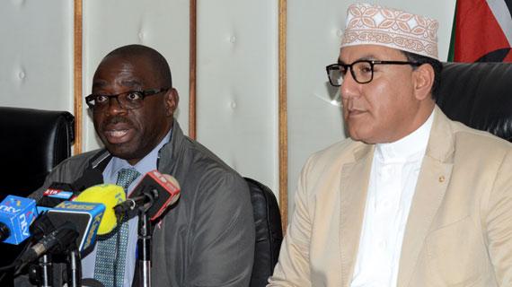 Balala reinstates Shujaa sponsorship, brand to change