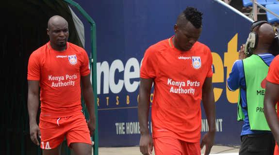 Bandari's Odhiambo ruled out for six months
