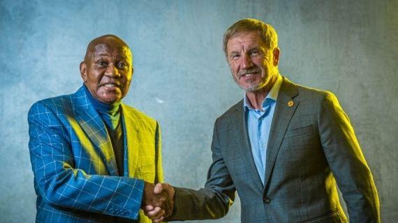 Baxter confirmed as Kaizer Chiefs Head Coach