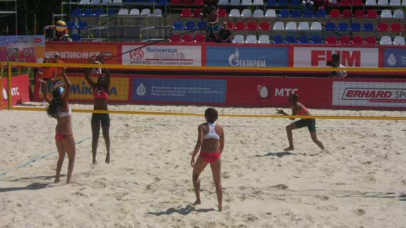 Kenya handed Olympic Beach Volleyball qualification lifeline