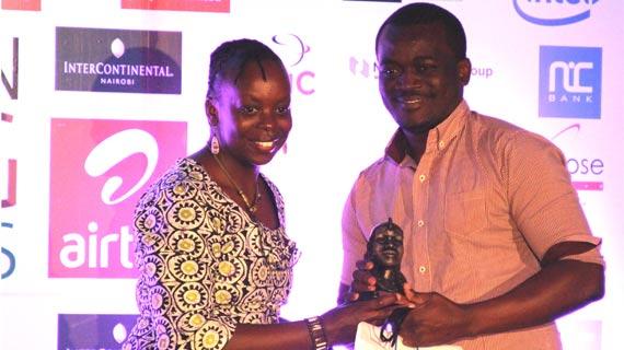 Michezoafrika named the best in Kenyan sport at BAKE Awards