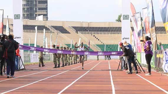 Debutante Lydia Njeri, Kipchumba win Beyond Zero Marathon