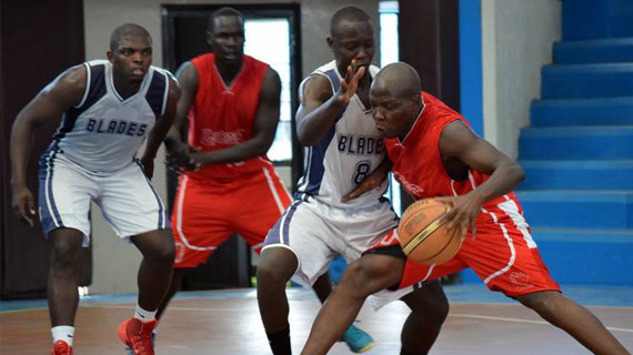 Masaku Sparkle as Blades Raze Lions