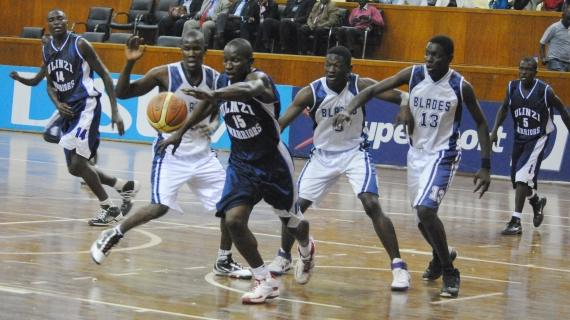 Acid test awaits Blades in Basketball league action