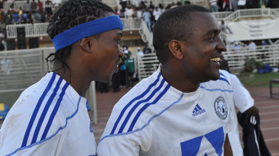 Kenyan Premier League Saturday Matches Updates
