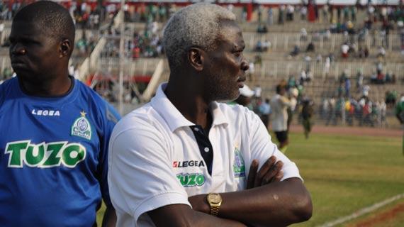 Gor Mahia coach hits out at referee