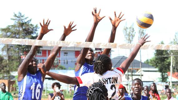 GSU , Prison win KVF Open  Championships in Nyeri