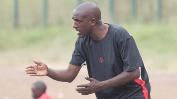 Borabu Coach: Without Rama we could have beaten Gor