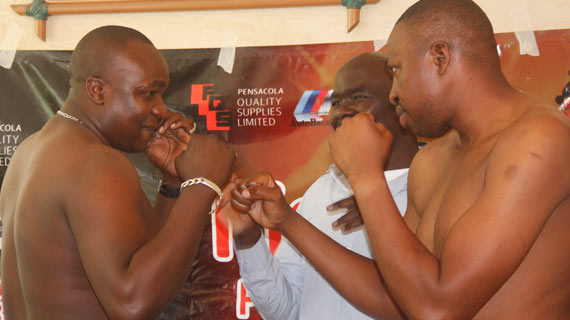 Former boxing champion seeks Bantamweight title