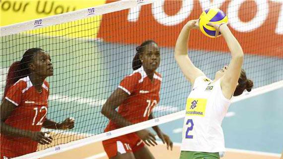 Kenya falls to Brazil as U-23 World Championship starts in Slovenia