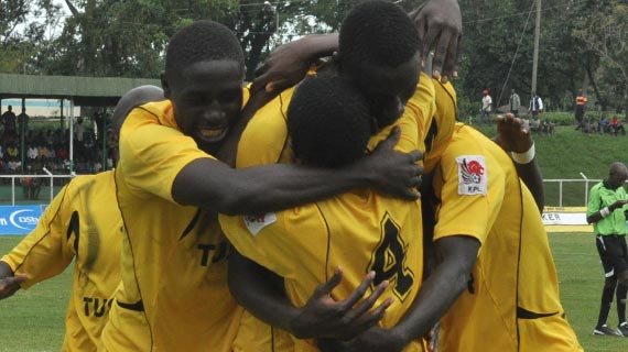 Tusker drown AFC to end their unbeaten run