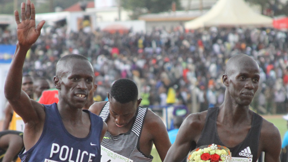 Kemboi blasts NOCK officials for failing to defend his Olympic medal