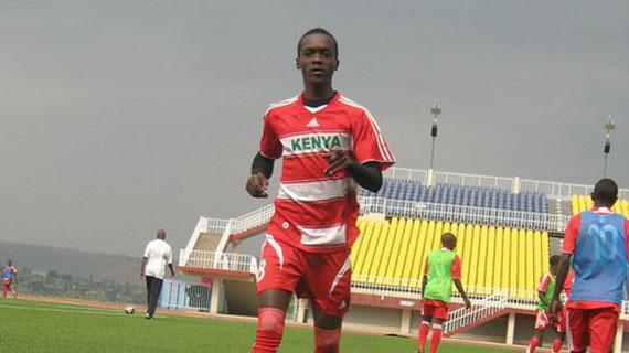 Kenyan youth team punish San Marino 4-0 in Umbria Italy
