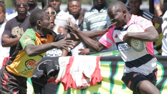 Prinsloo 7's enters  semi finals