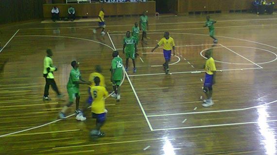 Burundi Stun Uganda in ongoing Handball championship