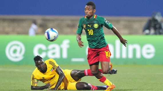 CHAN : Ethiopia hold Cameroon